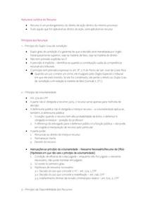Anotações - Processo Penal