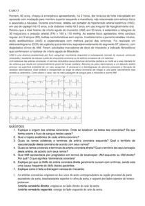 Caso clínico cardiovascular