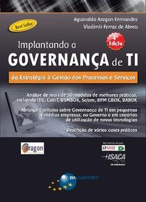 Ebook: implantando a governança de ti 4ª edição: da estratégia à.