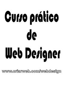 CURSO PRATICO DE WEB DESIGNER