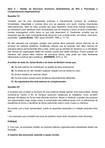 Apol 5  Gestão de Recursos Humanos (Subsistemas de RH)  e Psicologia e Comportamento Organizacional