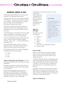 Enfermagem em unidades de saúde -Semiologia e Semiotécnica 1 - AULA 02
