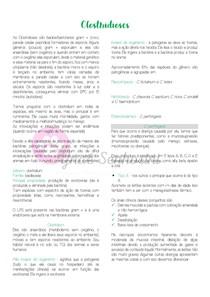 Clostridioses
