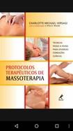 Protocolos Terapêuticos de Massoterapia   Versagi, Charlotte   2015