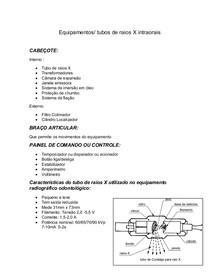 Equipamento intrabucal