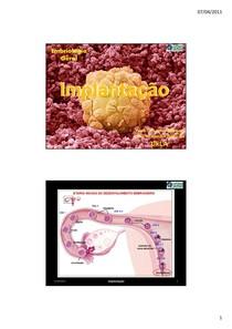 Embriologia Geral JerryBorges Implantacao MINISLIDES