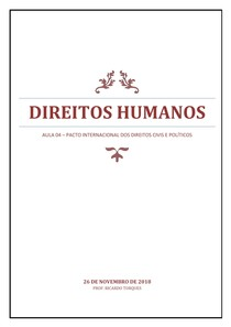 Direitos Humanos - AULA 04