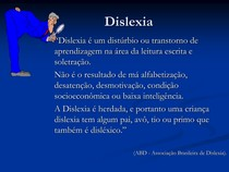 4 Dislexia