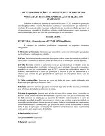 ANEXO I - Normas Redação TCC (1)