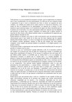 GOFFMAN, Erving, Ritual de la Interacción