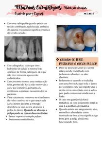 Materiais Odontológicos- pre 1