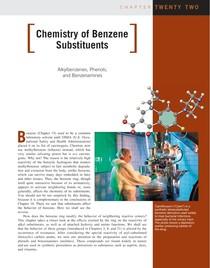 Vollhardt  Capítulo 22 (Substituições com Benzeno)
