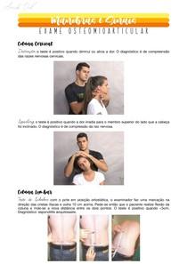Manobras e Sinais - OSTEOMIOARTICULAR (exame físico)