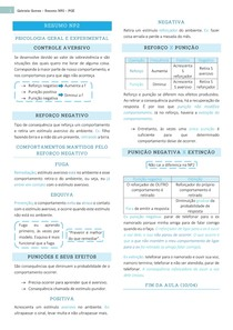 Resumo NP2 - Psicologia Geral Experimental