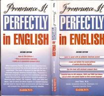 Pronounce it Perfectly in English Mantesh - Inglês