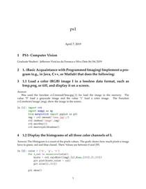 ps1 - Visão Computacional