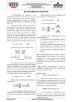balanceamento de equações peac