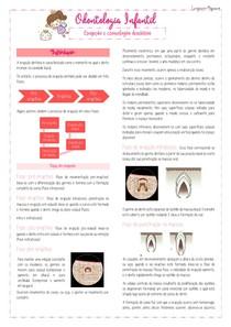 Erupção e cronologia dentária