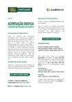 Resumo Língua portuguesa