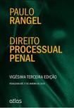 Direito Processual Penal   Paulo Rangel   2015