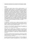 TGA: Indicadores ambientais como sistema de informação contábil