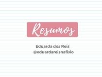 Energia da Bioquímica - Eduarda Reis @eduardareisnafisio