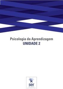Guia de Estudos da Unidade 2   Psicologia da Aprendizagem