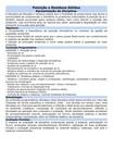Poluição e Resíduos Sólidos - WA1 e WA2