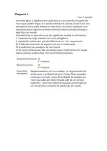 Bioestatística e Epidemiologia - Atividade 4