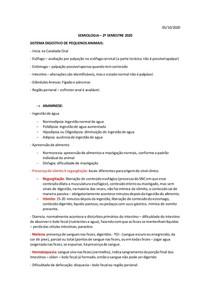 AULA 10 - Sistema digestivo de pequenos animais 05-10