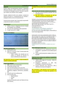 ALTERAÇÕES NA PRESSÃO ARTERIAL - MFC