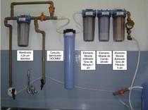 estação de tratamento de agua