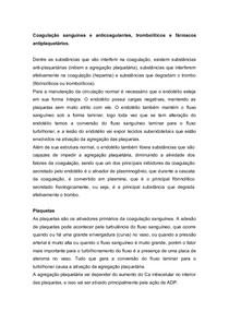 texto internet coagulação