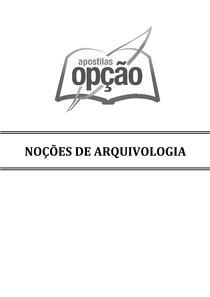 Nocoes de Arquivologia pdf