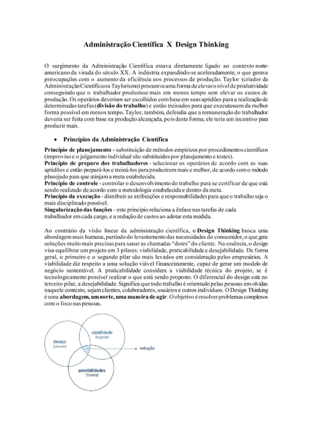Pre-visualização do material A1 - Criatividade, Ideação e Solução de Problemas - página 1