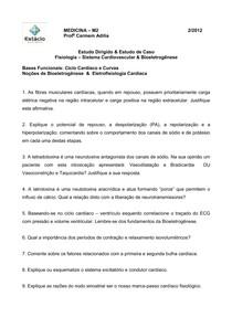 ED Sistema Cardiovascular 2-2012
