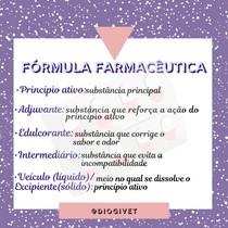 Fórmula Farmacêutica