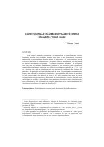 Aula 11 - Texto Básico - Dívida Externa