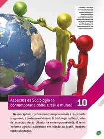 09 - Teoria / Aspectos da Sociologia na contemporaneidade - Brasil e mundo