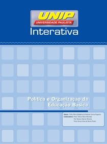 POLÍTICA E ORGANIZAÇÃO DA EDUCAÇÃO BÁSICA APOSTILA COMPLETA 2018.1