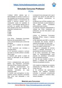 61 simulado-PCNs