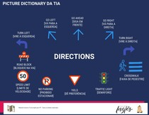 DIRECTIONS - PD