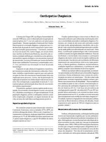 cardiopatia chagasica PDF