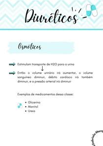 Diuréticos- osmóticos