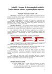 Aula 02 - Sistema de Informação Contábil e Noções básicas sobre a organização da empresa.