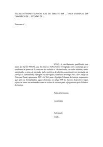 Prática Jurídica - Apelação docx