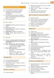 Metrite, endometrite, adenomiose, piometrite