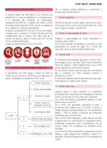 SBV - Suporte básico de vida - adultos, crianças e lactantes