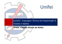 ELE202 Aula 04 Classes 01
