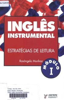 Rosangela Munhoz, Inglês Instrumental - Módulo 1
